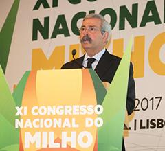 Orador XI Congresso Nacional do Milho